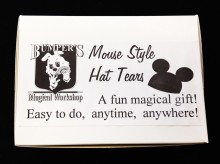 Mouse Hat Tears