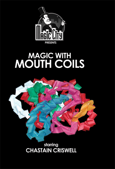 Magic with Mouthcoils DVD