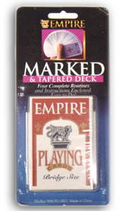 Marked and Taper Deck (Empire)