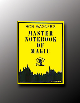 Bob Wagners' Master Notebook