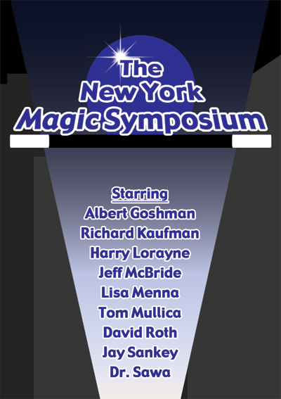 New York Magic Symposium DVD