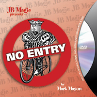No Entry by Mark Mason