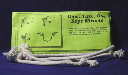 One-Two-One Rope