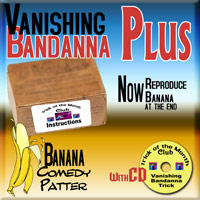 Vanishing Bandana with CD PLUS