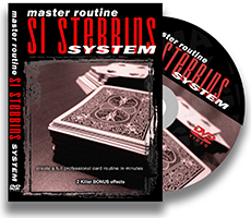 Memorized Deck by Si Stebbins-DVD