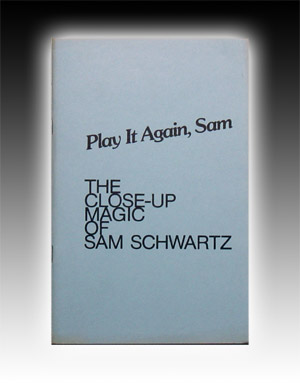 Play It Again Sam by Schwartz