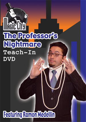 Professor's Nightmare Teach-In DVD