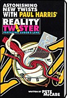 Reality Twister Book by Paul Harris