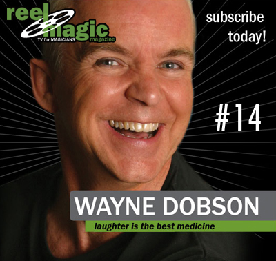 Reel Magic Magazine #14 Wayne Dobson