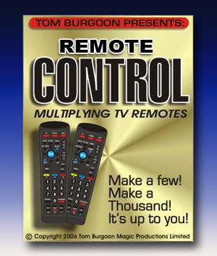 Remote Control by Tom Burgoon