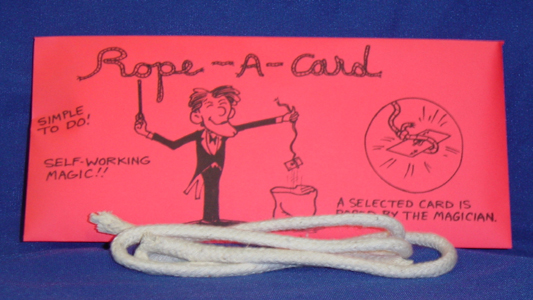 Rope a Card