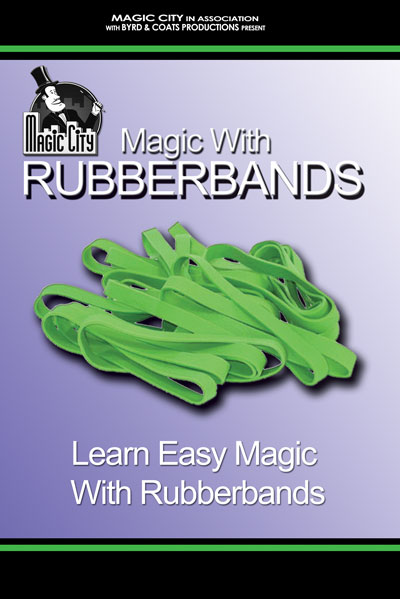 Magic With Rubberbands DVD