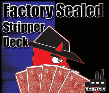 Factory Sealed Bicycle Stripper Deck