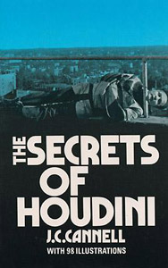 Secrets of Houdini by Cannell