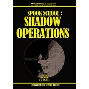 SPOOK SCHOOL: Shadow Operations