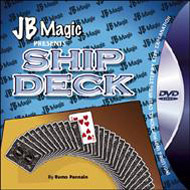 Ship Deck w/DVD