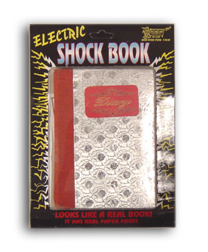 Shock Book (Real Pages)