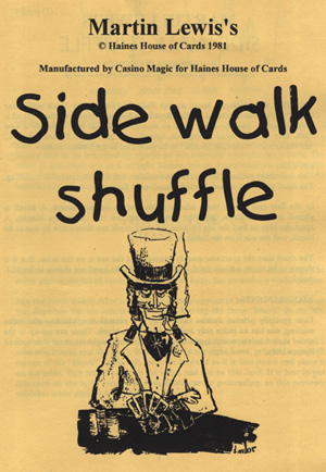 Side Walk Shuffle by Martin Lewis