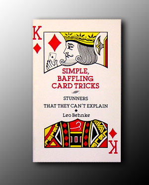 Simple, Baffling Card Tricks by Behnke