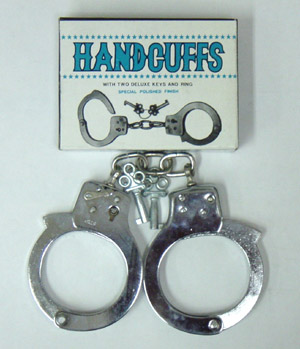 Handcuffs (Single) chrome