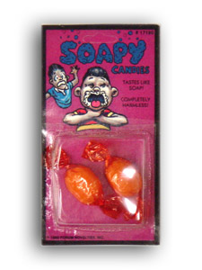 Candy: Soapy