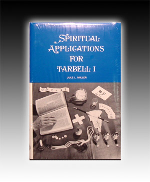 Spiritual Applications Tarbell #1
