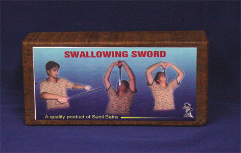 Sword, Swallowing