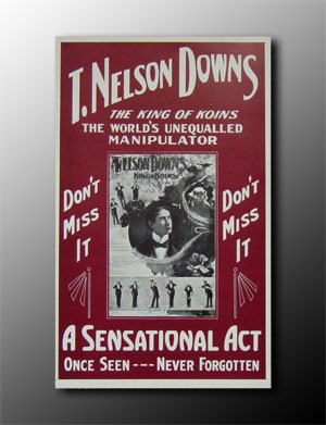 Poster-T.Nelson Downs