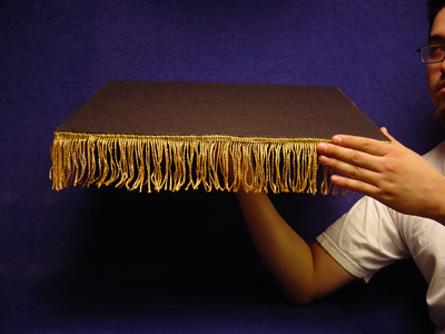 Table Top with Fringe (Heavy Felt)