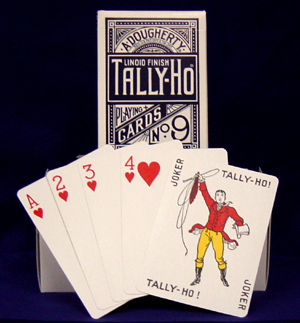 Tally-Ho Fan Back (Dozens)