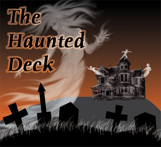Haunted Deck Bicycle