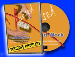 Secrets Revealed: Thread Work DVD