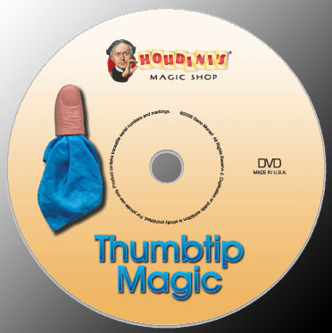 Thumbtip Magic DVD