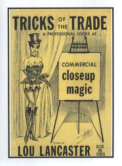 Tricks of the Trade by Lou Lancaster