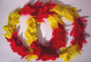 Transposing Color Wreaths