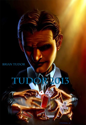 Tudor Twenty Thirteen DVD by Brian Tudor