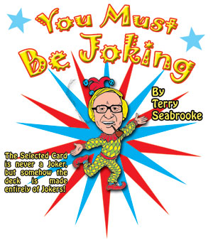 You Must Be Joking by Terry Seabrooke