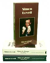 Man Of Danger by Simon Lovell Vol 2