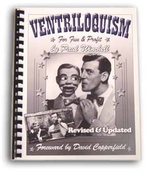 Ventriloquism For Fun & Profit by Paul Winchell