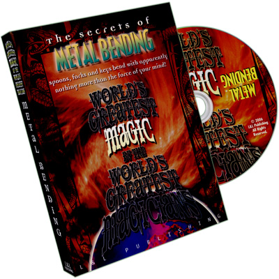 World's Greatest Magic Metal Bending DVD
