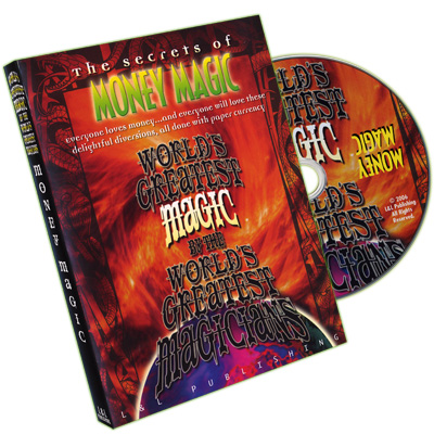 World's Greatest Magic Money Magic DVD