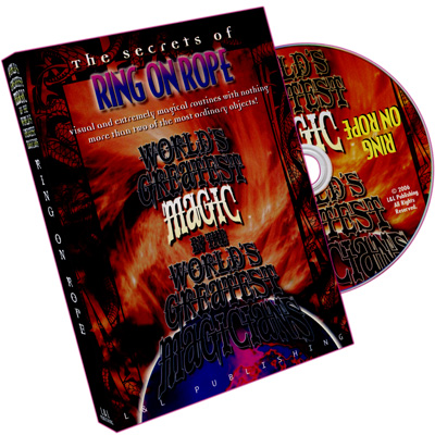 World's Greatest Magic Ring on Rope DVD