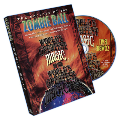 World's Greatest Magic Zombie Ball DVD