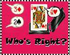 Who s Right?