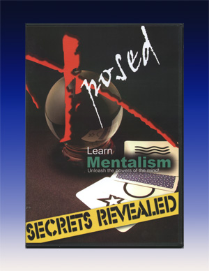 Mentalism Magic DVD