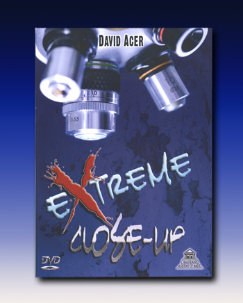 Extreme Close-Up by David Acer