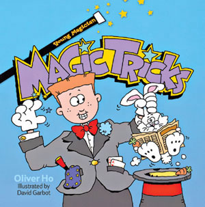 Young Magician Magic Tricks by Oliver Ho