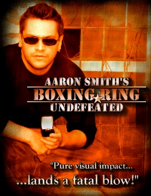 Boxing Ring Undefeated by Aaron Smith