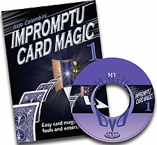 Impromptu Card Magic Volume 1
