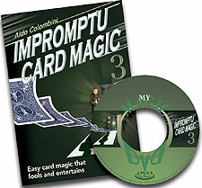 Impromptu Card Magic Volume 3